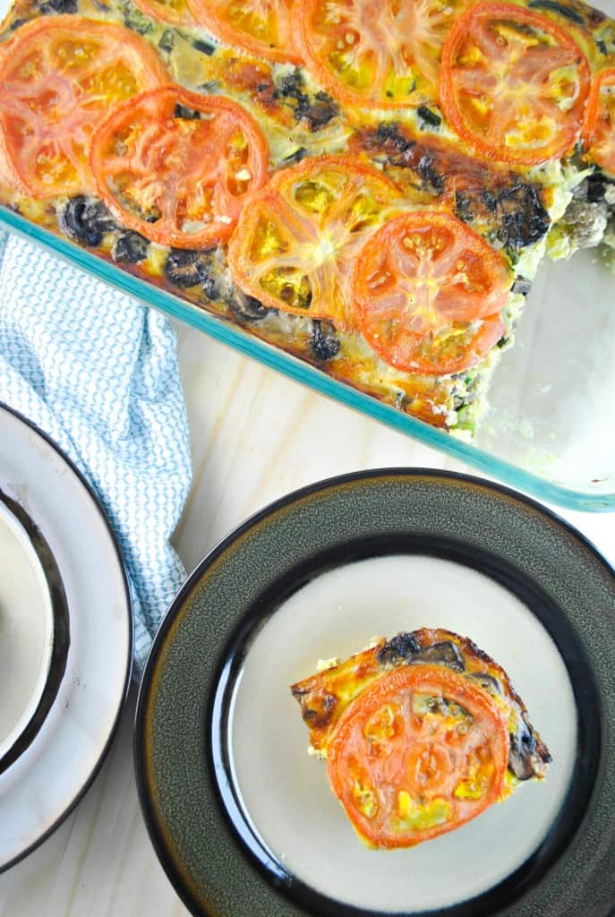Breakfast Casserole - The Culinary Compass