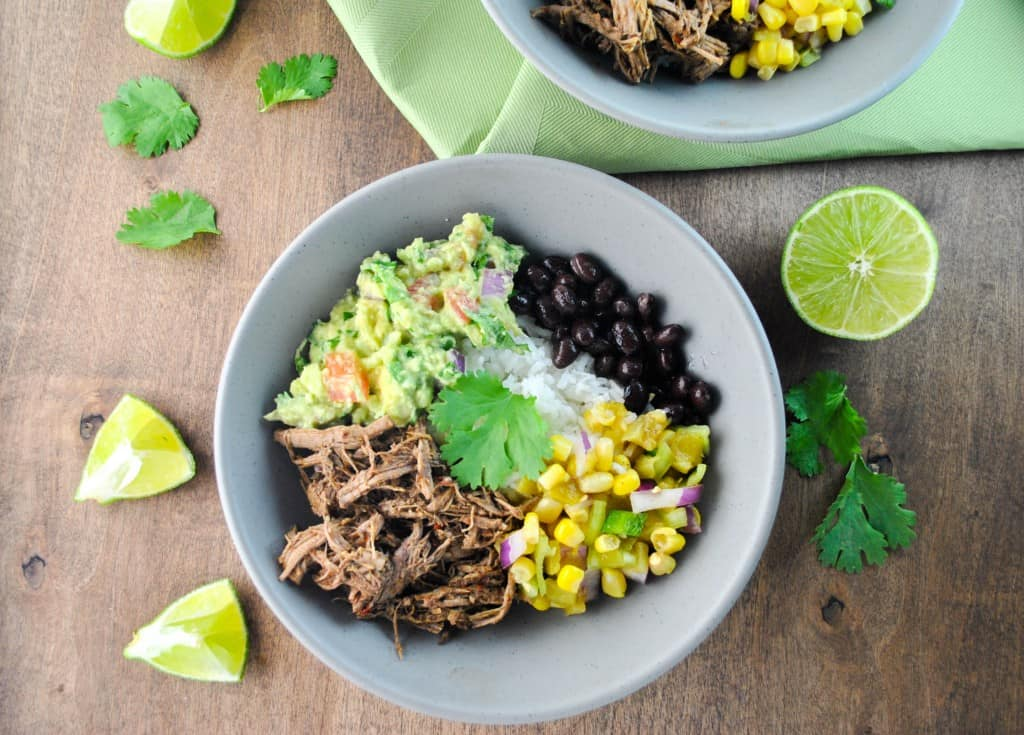 Barbacoa Bowl1 - The Culinary Compass