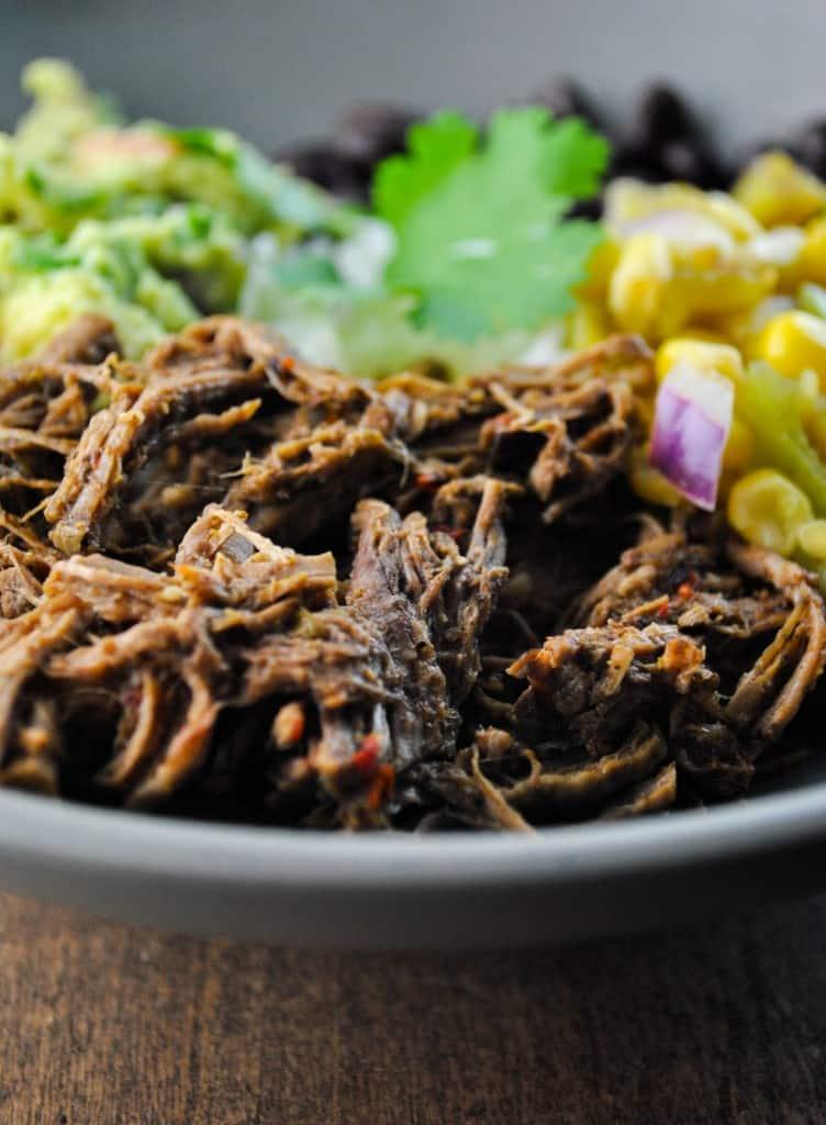 Barbacoa Bowl3 - The Culinary Compass