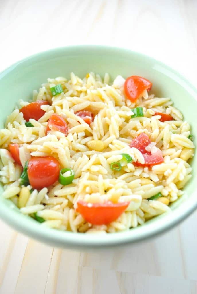 Orzo Salad2 - The Culinary Compass