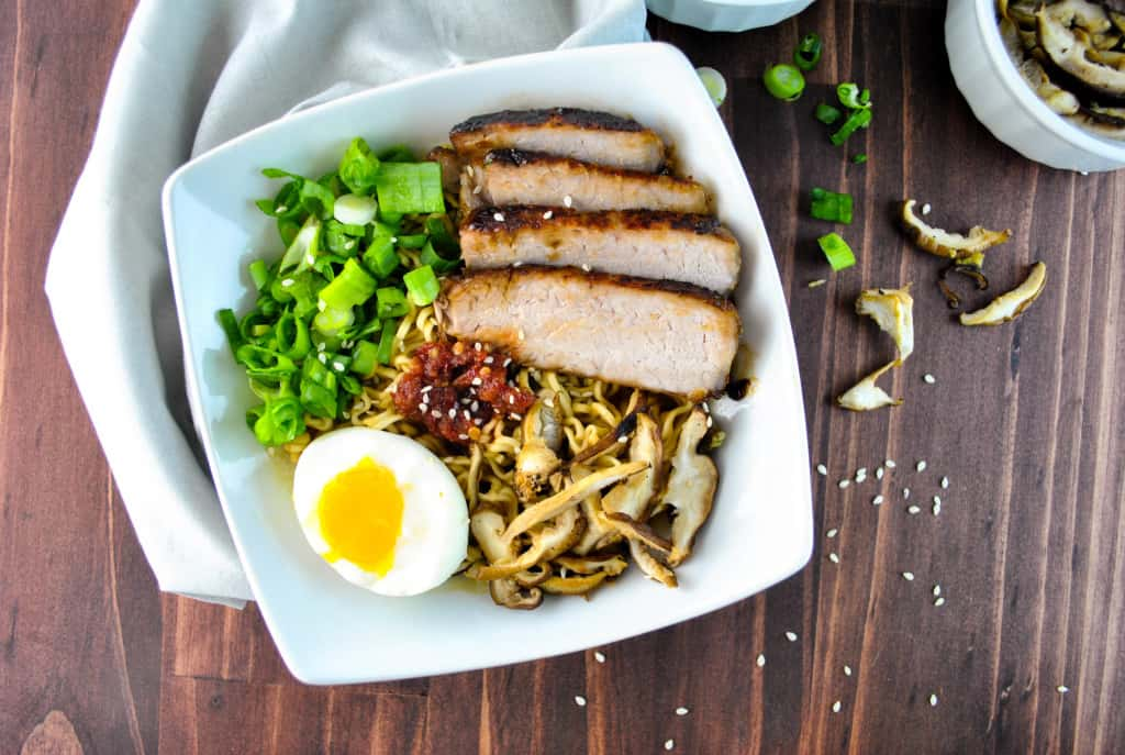 Pork Ramen - The Culinary Compass