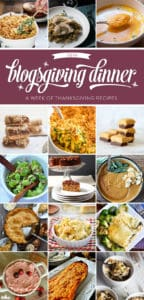 Try out these 20+ recipes for your Thanksgiving this year!