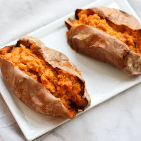 Twice Baked Sweet Potatoes The Culinary Compass