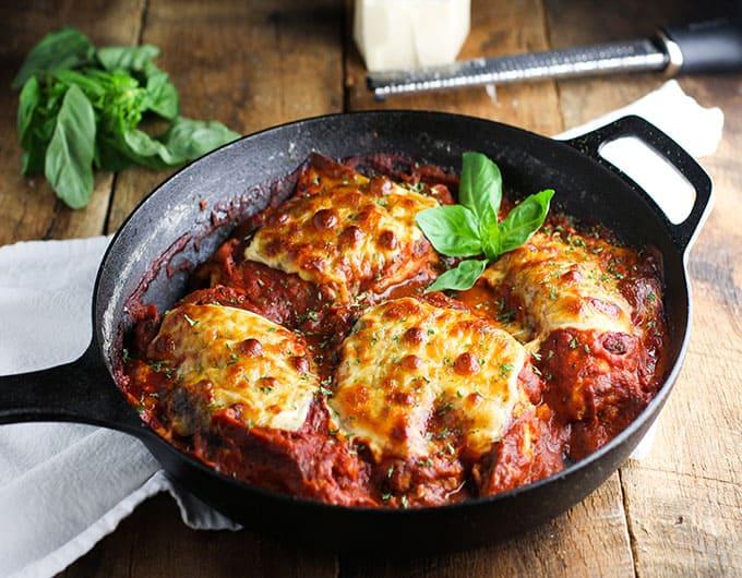 Chicken Parmesan Skillet_H1