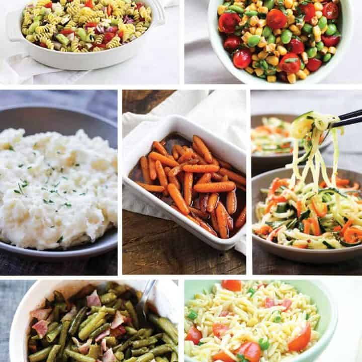 These 11 Easy Easter Side Dish Recipes are so quick to throw together and delicious!