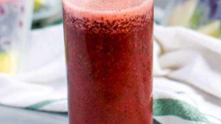 Berry Spinach Smoothie
