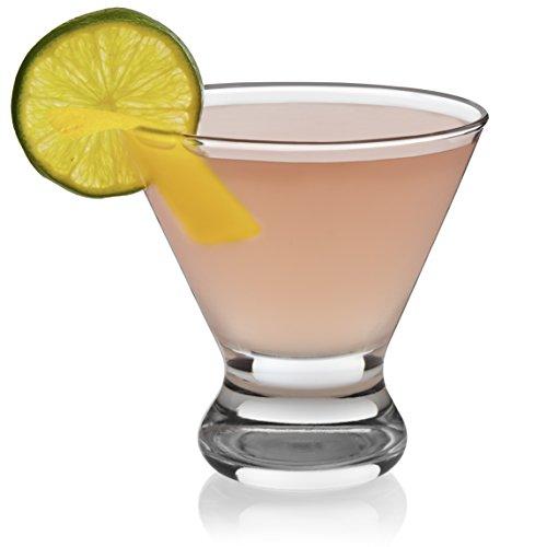 Libbey Cosmopolitan Martini Glasses, Set of 4